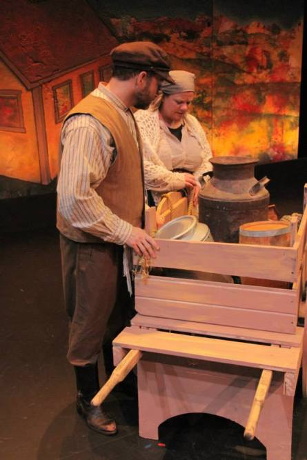 angie mack reilly and neil willenson fiddler on the roof