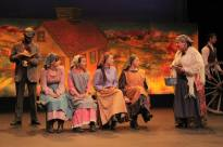 Angie Mack Reilly in Fiddler on the Roof