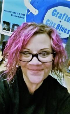 Angie pink grafton city blues