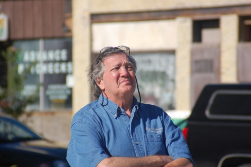 Dick Waterman in Grafton WI for Son House Walk of Fame Dedication