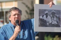 Dick Waterman Rare Blues Photo