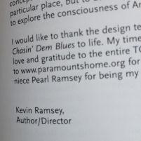 Kevin Ramsey Chasin' Dem Blues