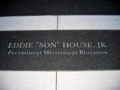 Son House Paramount Plaza Walk of Fame Grafton WI