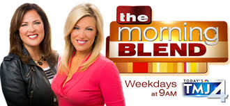 2016:  Television Appearance on the Morning Blend Show
