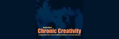 chronic-creativity by author angie mack reilly