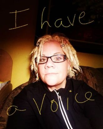 i have a voice by angie mack reilly