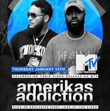 Amerikas Addiction #DWYD Interview with Angie in 2012 About Music and Social Media
